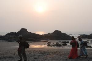Strandjenter i Goa