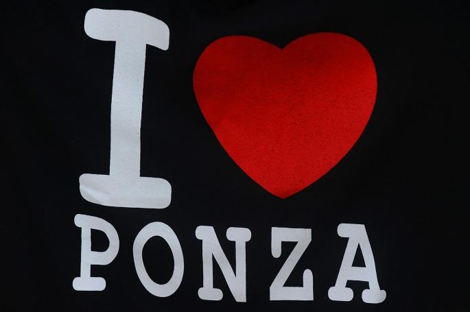 I love Ponza