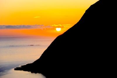 Solnedg Larsnes